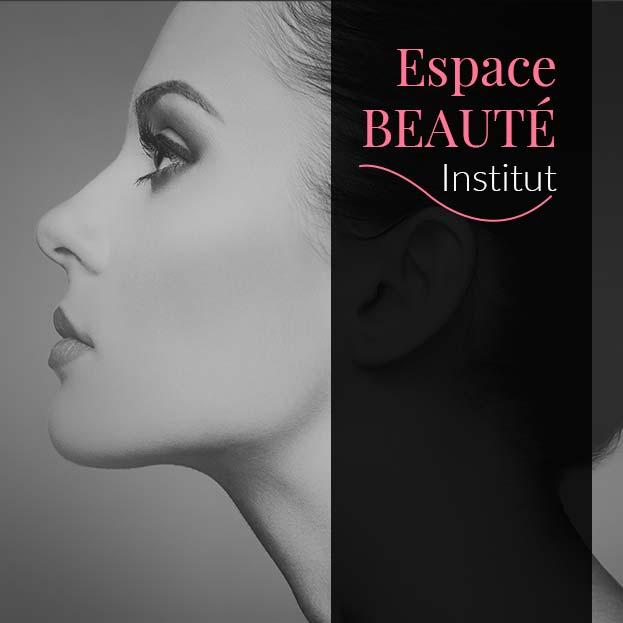 Espace Beauté Institut : Charte graphique, Web design & développement