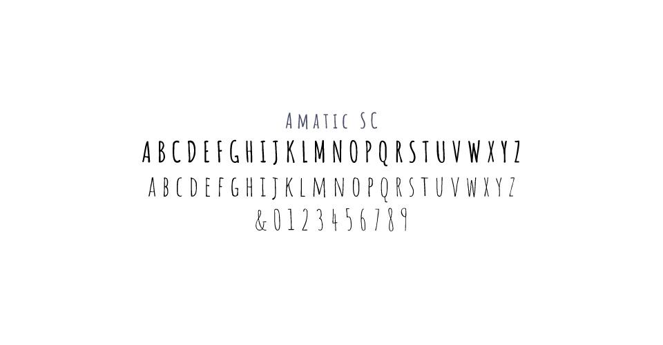 Choix de typo pour le logo de l'Acquolina par MADMINT