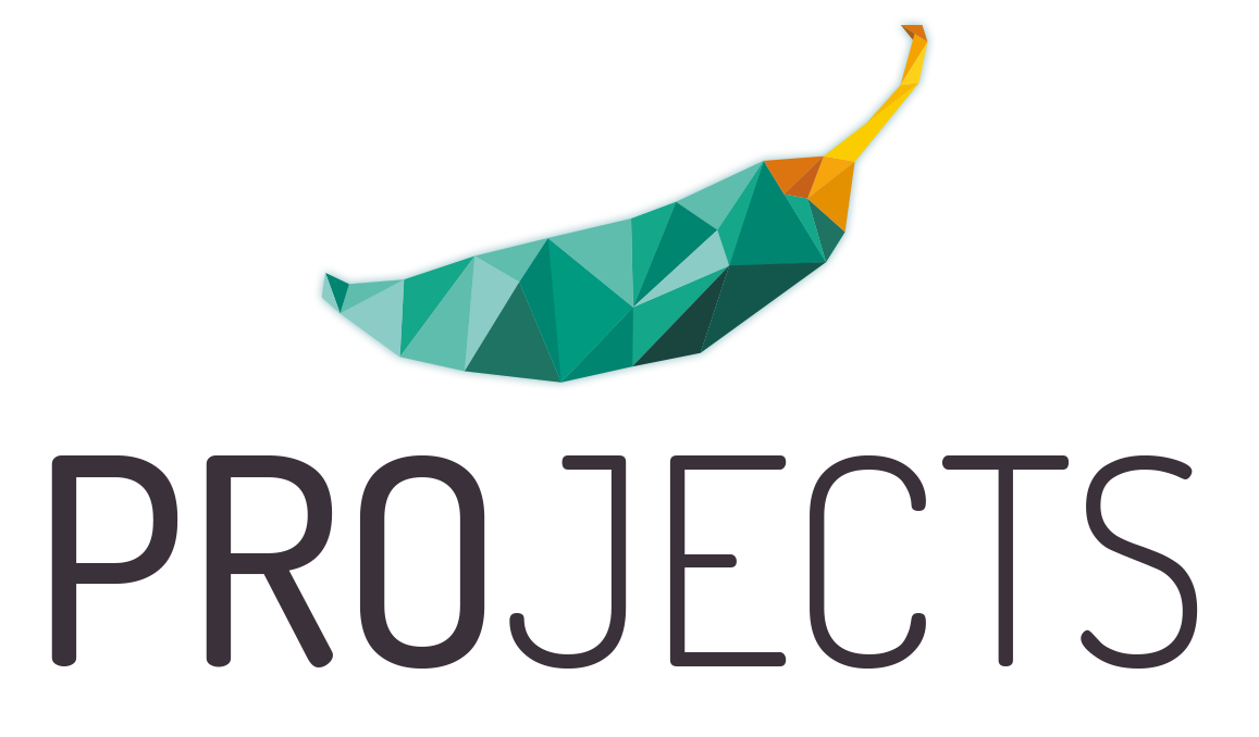 Pepper and projects logo