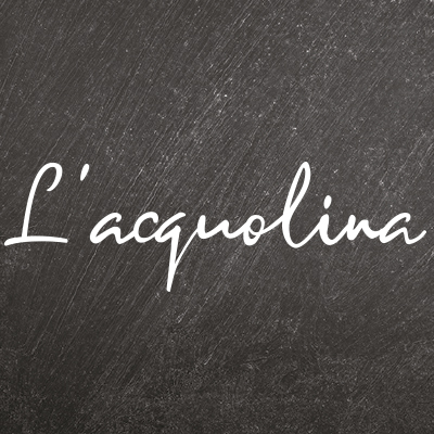L'Acquolina's facebook profil banner designed by MADMINT