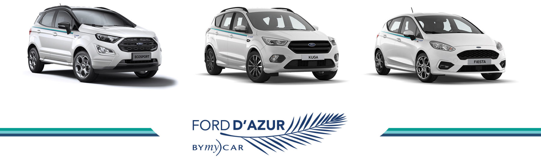Covering for Ford BYmyCAR designed by MADMINT