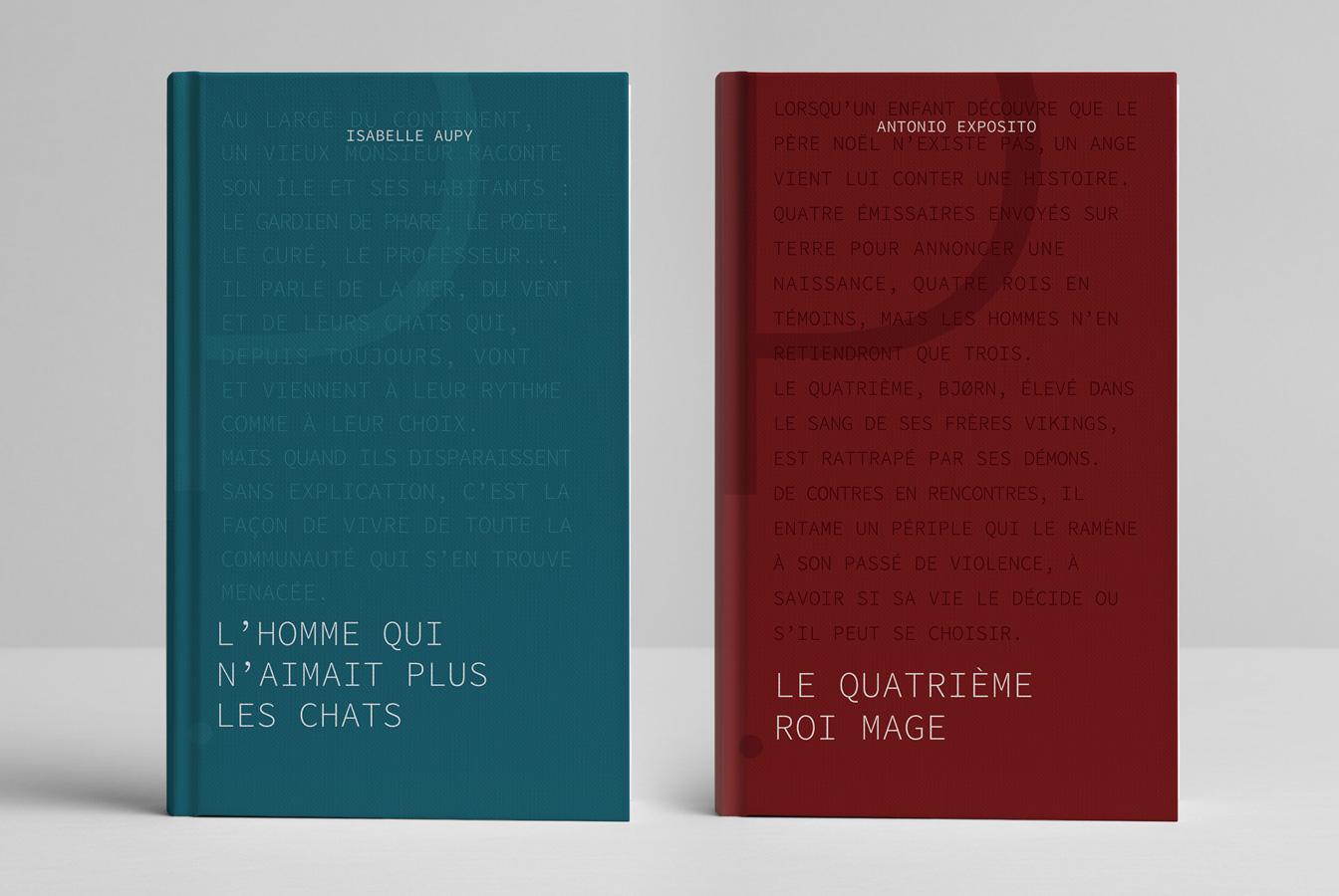 Livres Les Éditions du Panseur créés par MADMINT