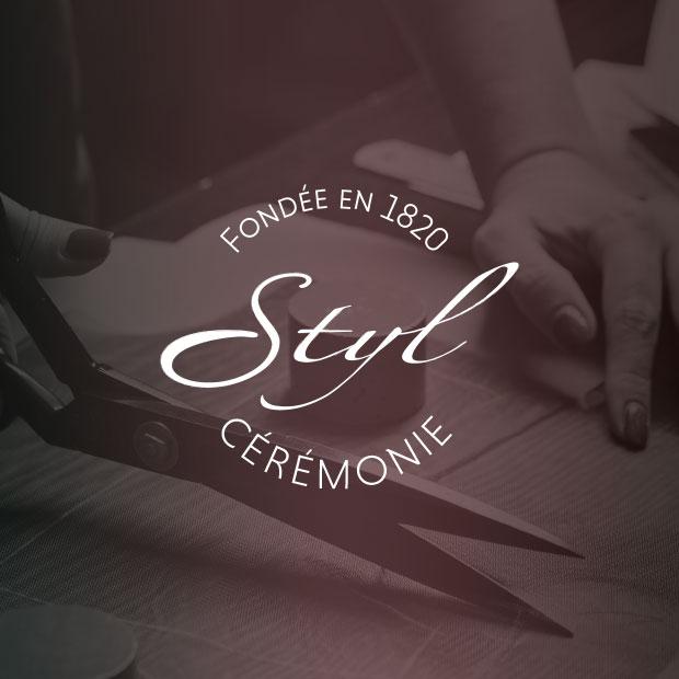 Styl Cérémonie : Branding, print & web design